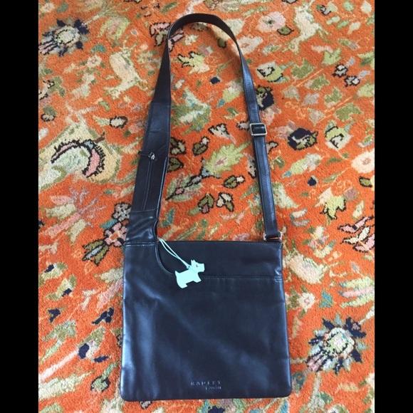RADLEY LONDON Handbags - Radley london black leather pocket bag